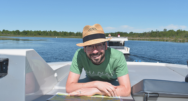 Le Boat, Canada