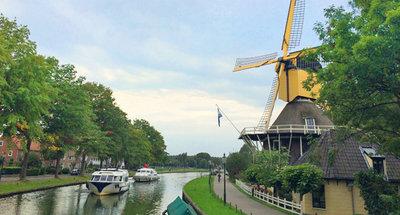 Vaarvakanties in Nederland