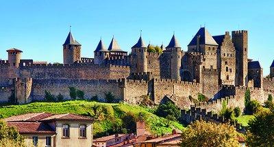 Carcasonne, Frankrijk