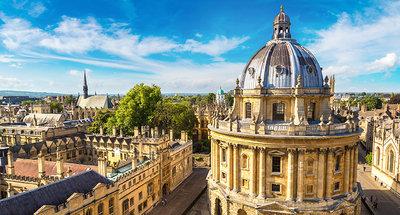 Stad Oxford
