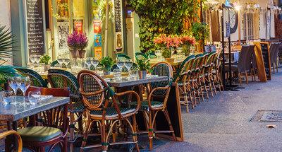 Franse restaurant in Charente