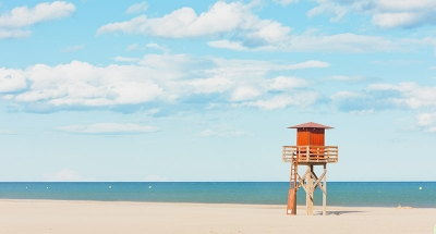 Strand van Narbonne