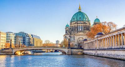 Kathedraal en museumeiland Berlijn