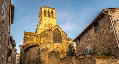 Madeleine Kerk in Tournus