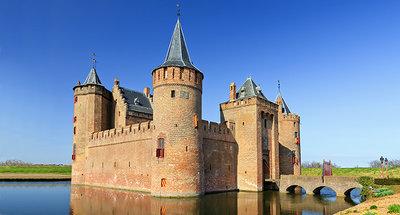 Middeleeuws kasteel Muiden