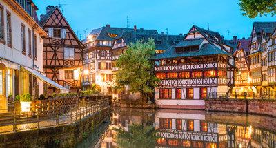 Straatsburg, Elzas