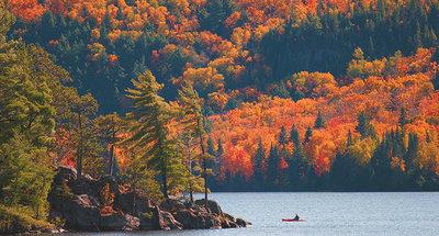 Herfst in Canada