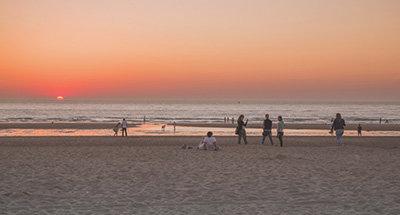 Strand in België