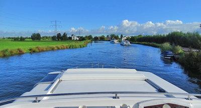 Team Riviercruise in Nederland