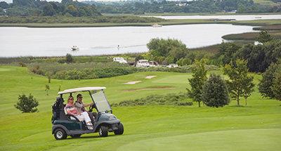Golf in Ierland