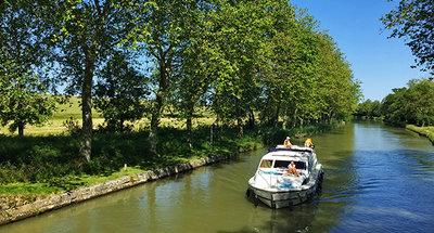Canal du Midi, Frankrijk
