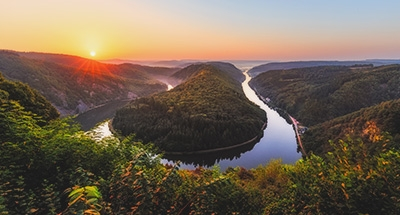 De Spreewald Route, Duitsland