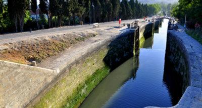 Sluizen van Fonseranes, Canal du Midi