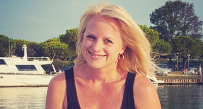 Stefanie Knoess – Marketing Manager Noord-Europa