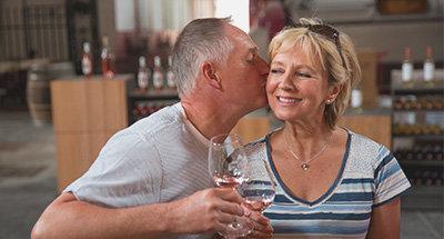 Wijnproeven in de Midi