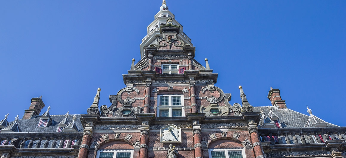 Gemeentehuis van Bolsward, Nederland
