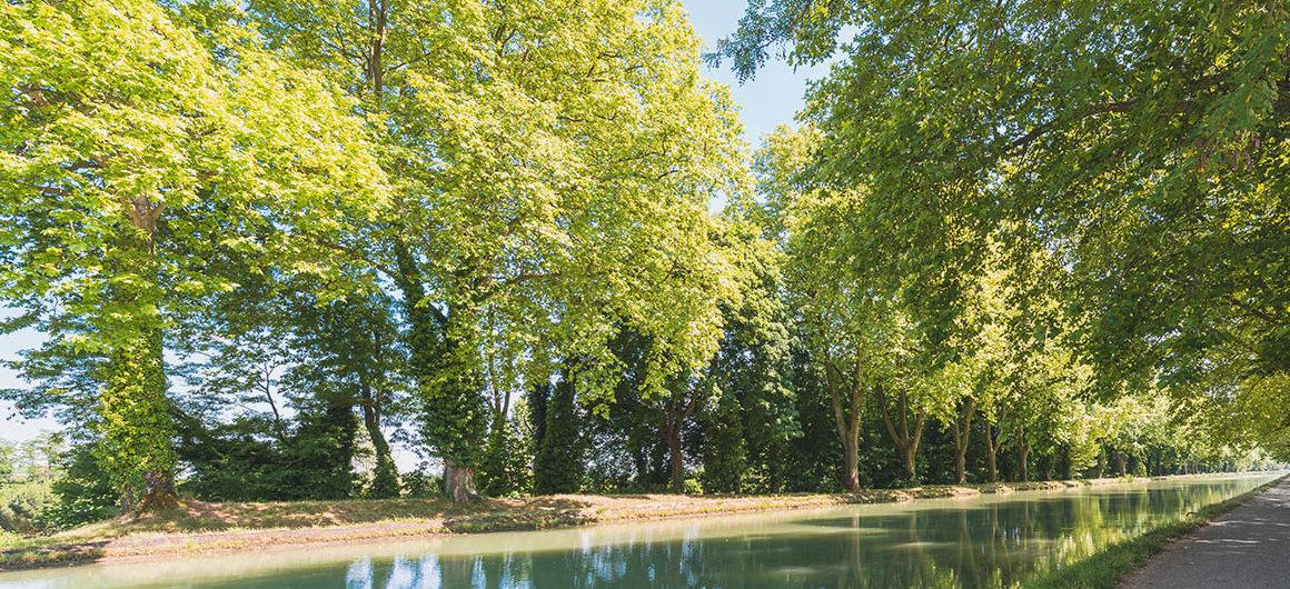 Canal du Garonne