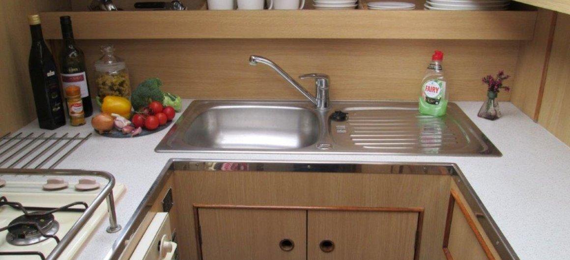 Curlew WHS - keuken