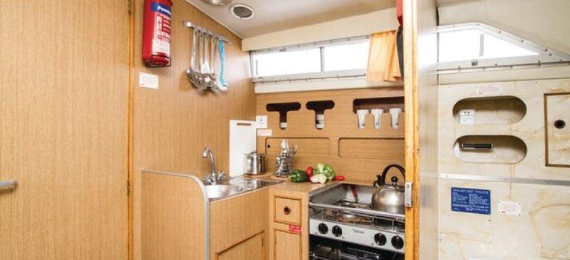 Cygnet WHS - keuken en badkamer
