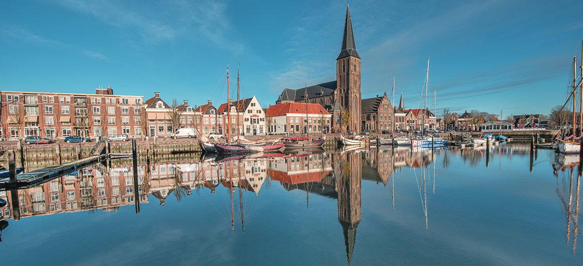 Haven van Harlingen, Nederland