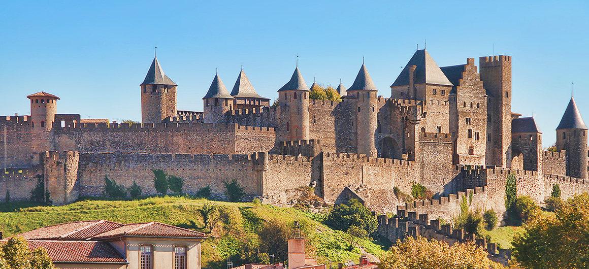 Historisch Carcasonne