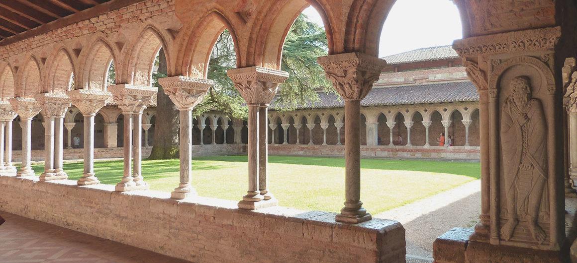 Klooster Moissac, Aquitanië