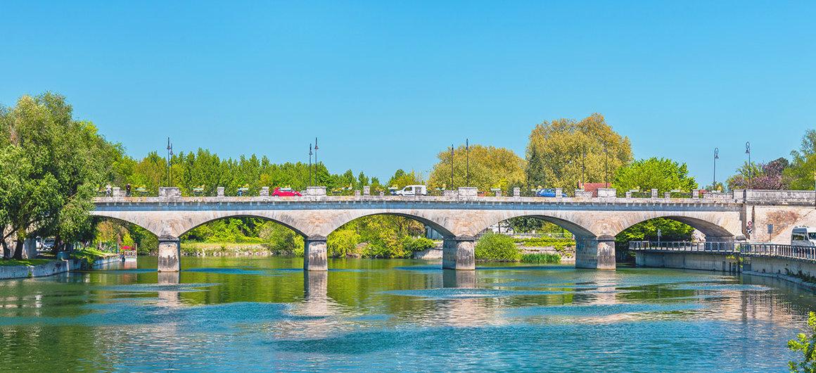 Pont Neuf in Cognac