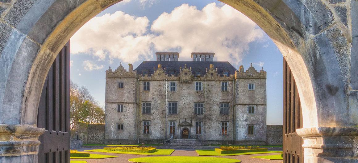 Portumna Castle, Ierland