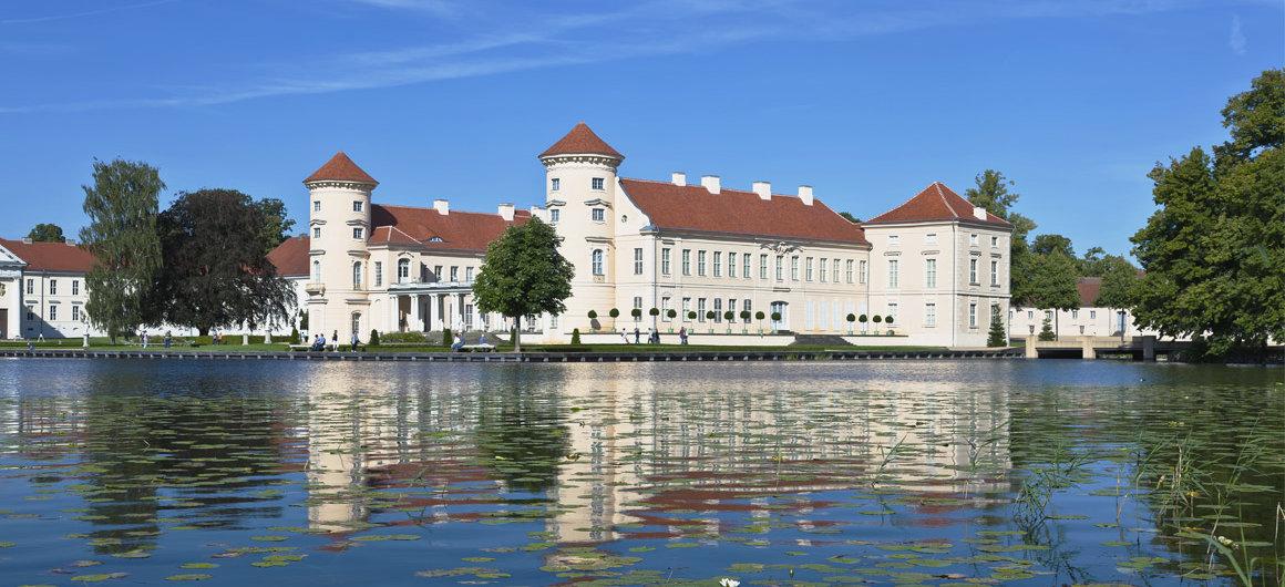 Kasteel Rheinsberg, Duitsland
