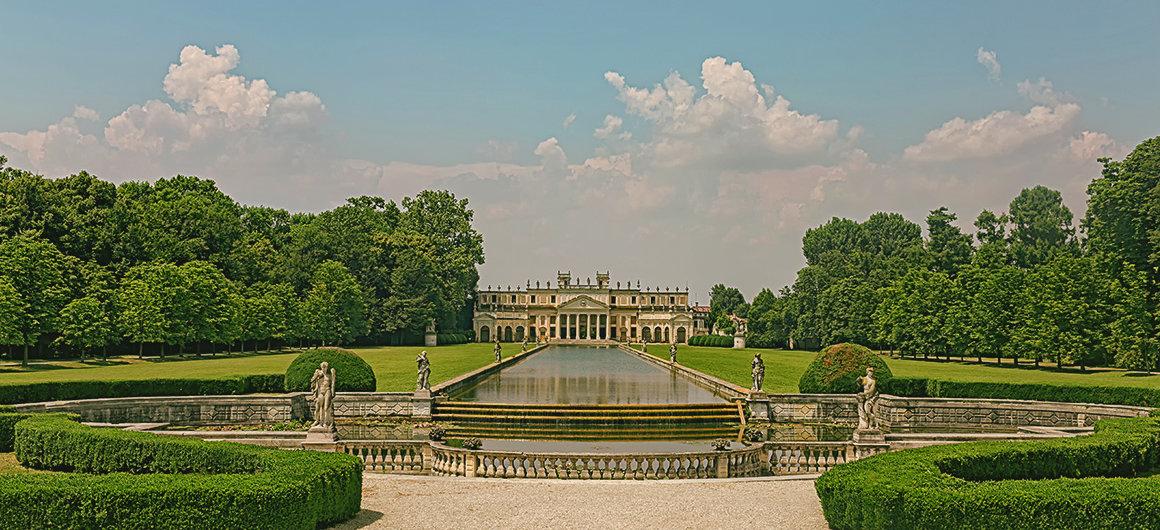 Villa pisani in Stra