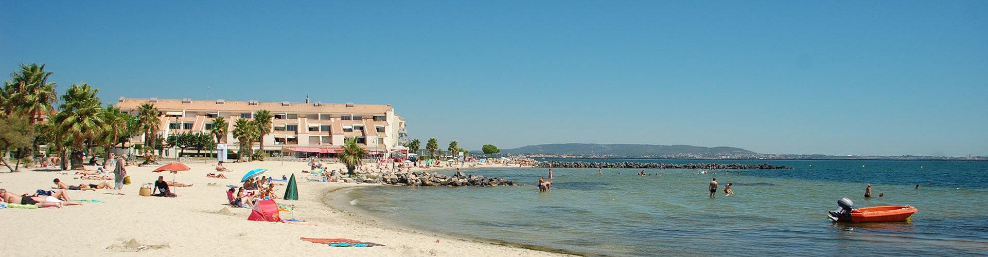 Strand in de Camargue