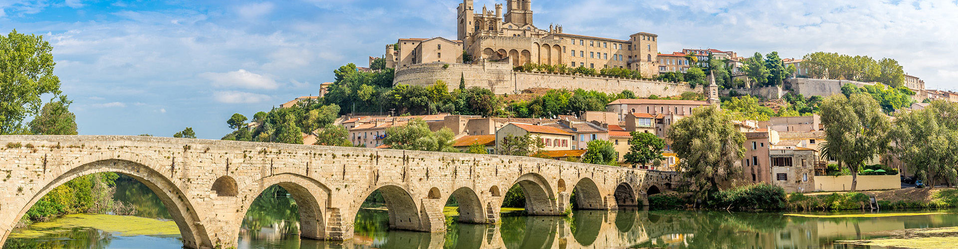 Beziers on the Midi