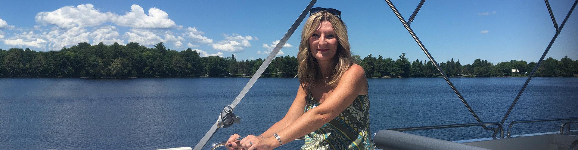 Cheryl Brown | Managing Director | Le Boat