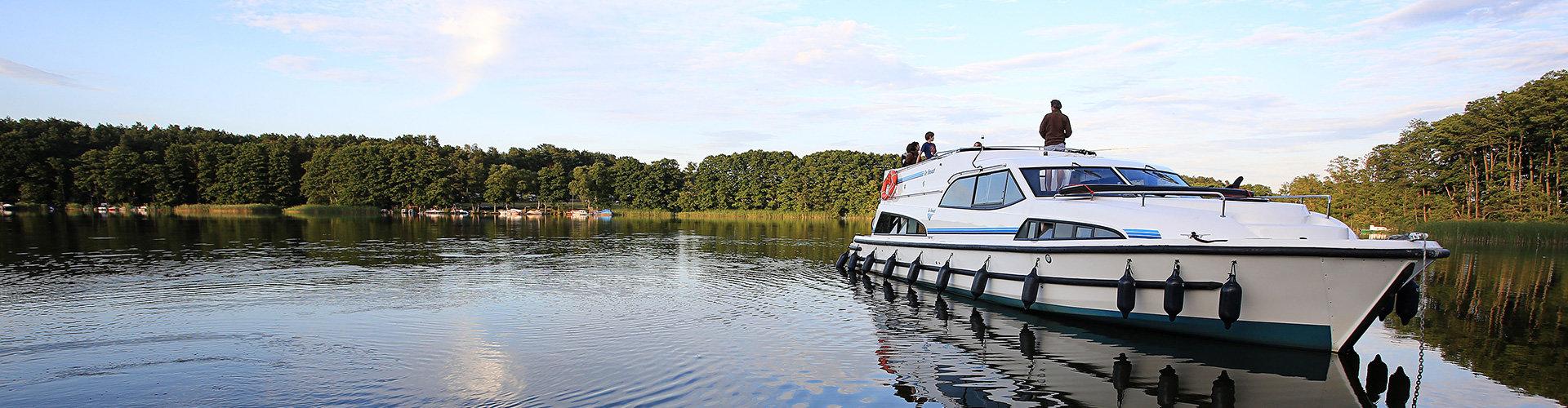 Le Boat boten