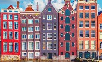 Huizen in Amsterdam