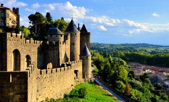 Citadel van Carcasonne