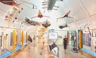 Henley Rowing Museum - Rudermuseum in Henley-on-Thames