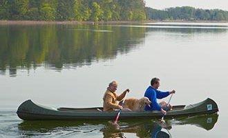 Kanu in Mirow