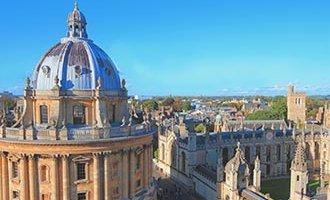 De torens van Oxford