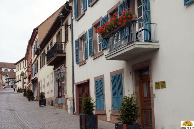 7. Het leukste kleine dorpje aan de route